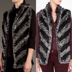 Marc Jacobs fur vest